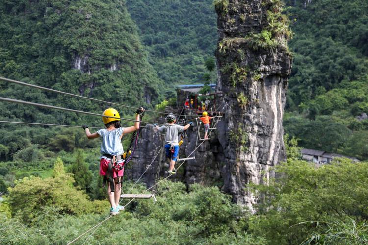 游美 | 桂林探险营(单飞)