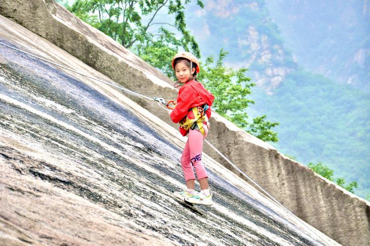 游美 · 北京端午峡谷探索营