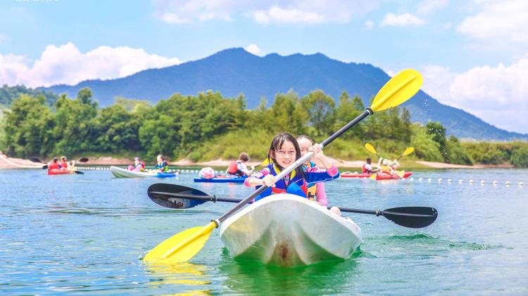 游美 · 千岛湖水上主题营