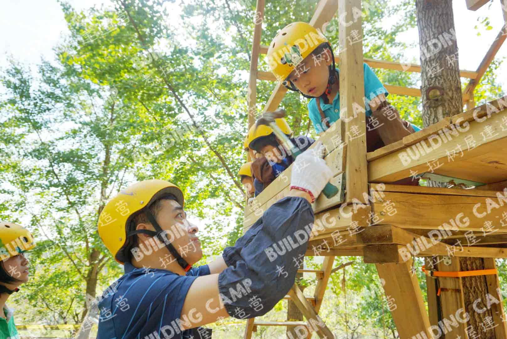 游美•考拉树屋建造营