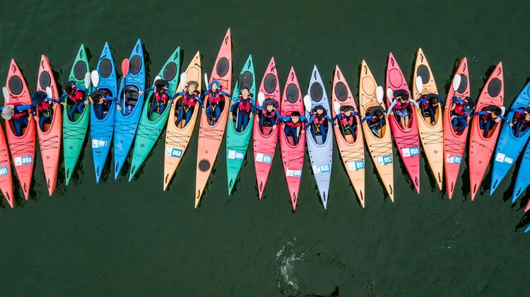 游美 · 千岛湖皮划艇训练营